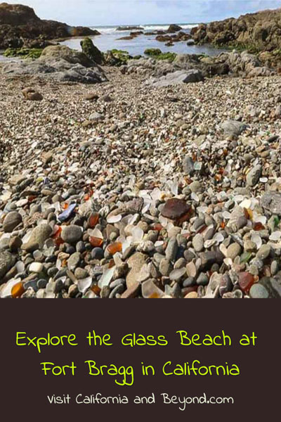 Enjoyed this post – pin it for later glass beach Pinterest