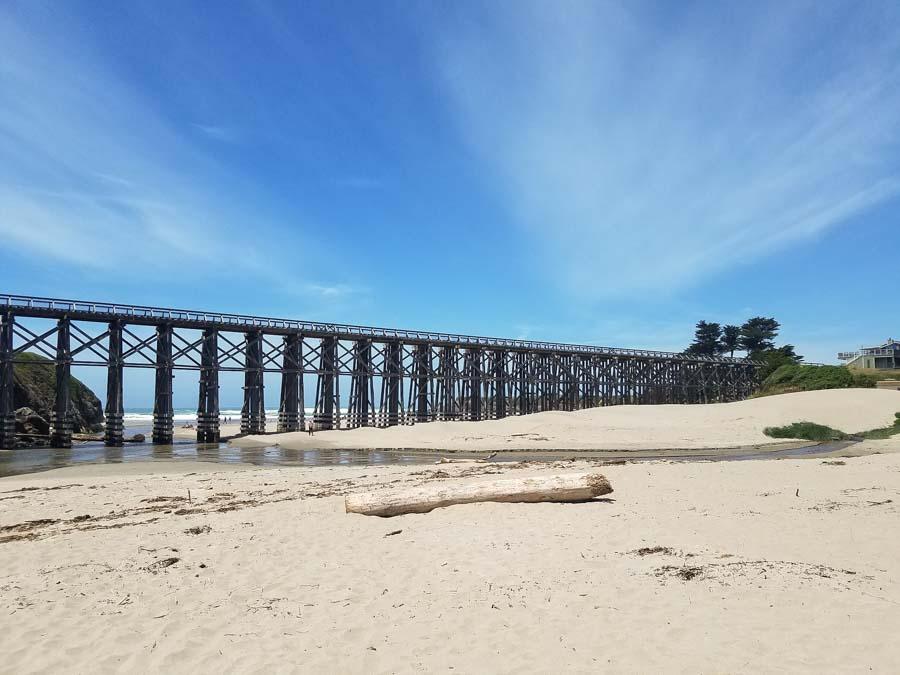 Explore Pudding Creek Beach