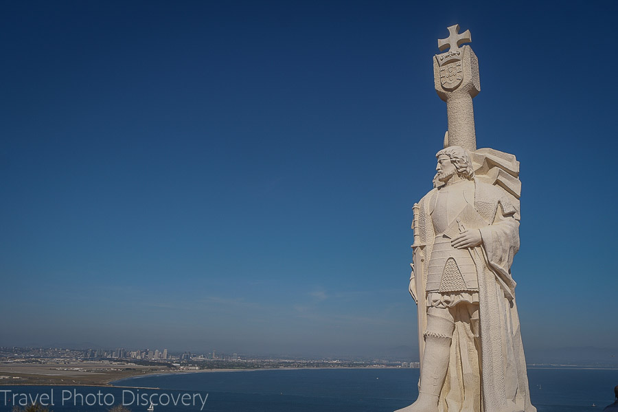 Visiting the Cabrillo National Monument and Center