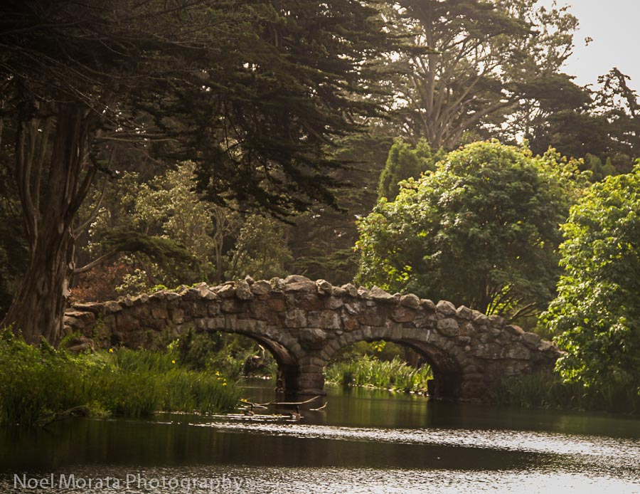 What to do and see around Stow Lake?