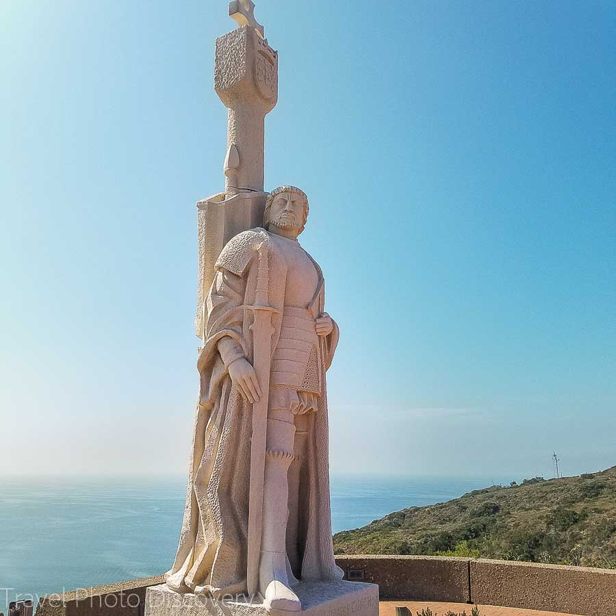 A visit to Cabrillo National Monument in Southern California
