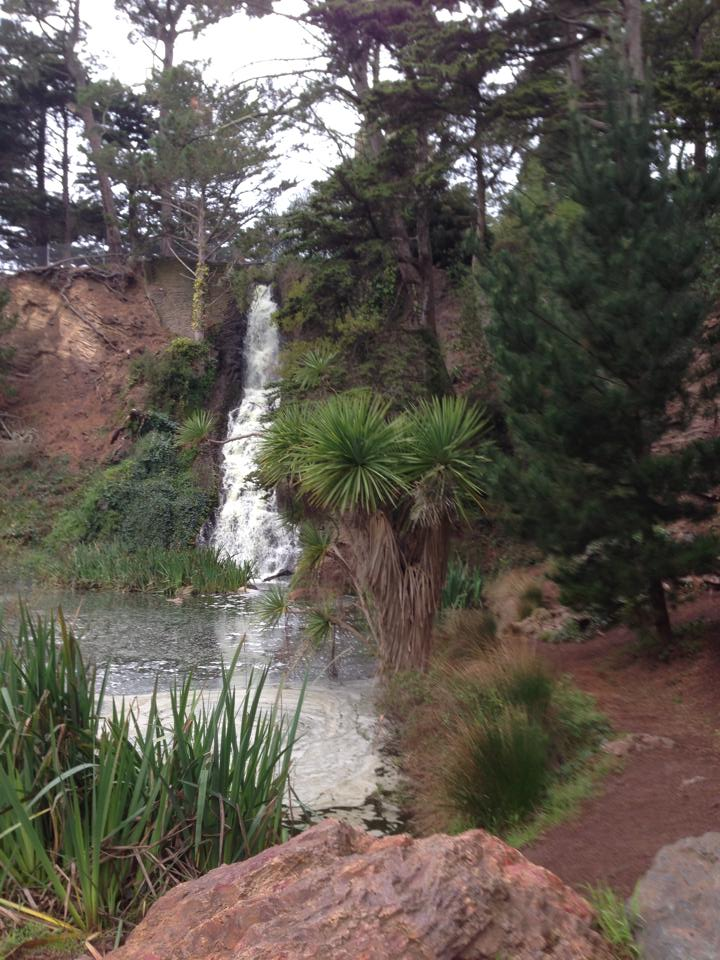 What else to see around around Stow Lake and Golden Gate Park