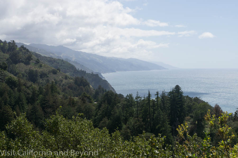 How to get to Big Sur