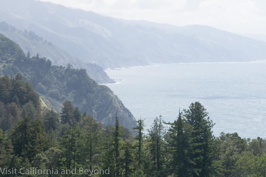 Some history on Big Sur