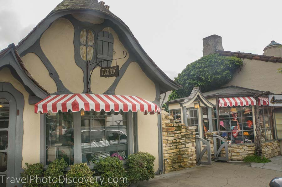 Discover the Unique storybook cottage style homes and hidden passageways