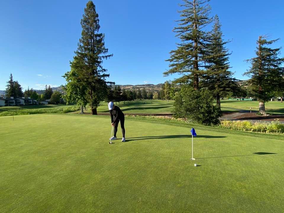 Go Golfing in Napa