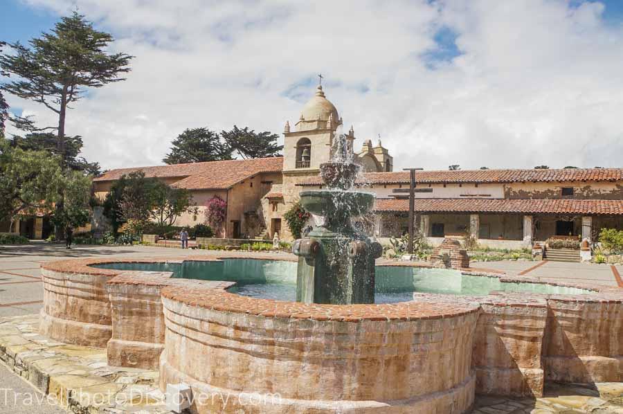 Explore San Carlos Borromeo de Carmelo or Carmel Mission