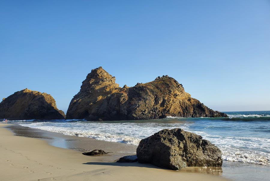 How to get to Pfeiffer Beach