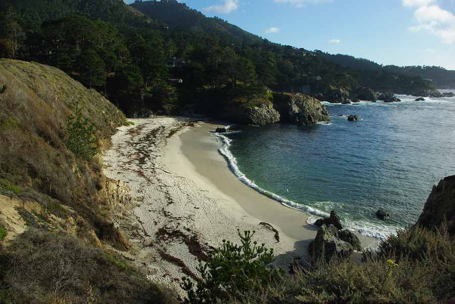 How to get to Point Lobos