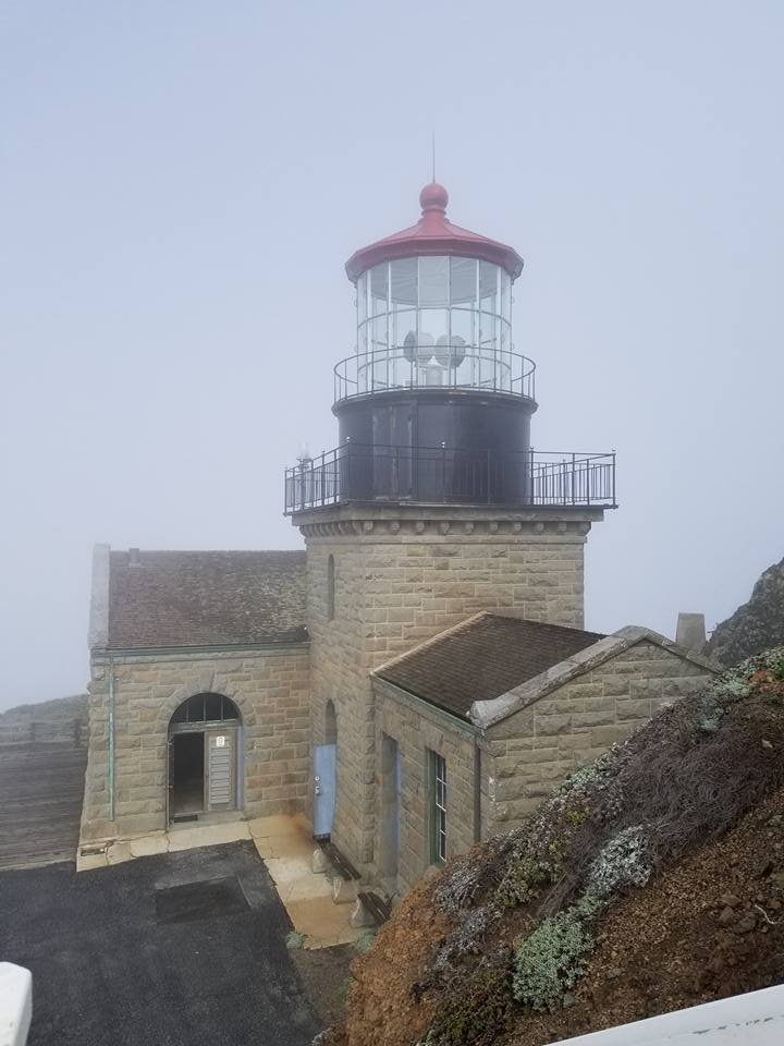 Point Sur State Park and Point Sur Lighthouse