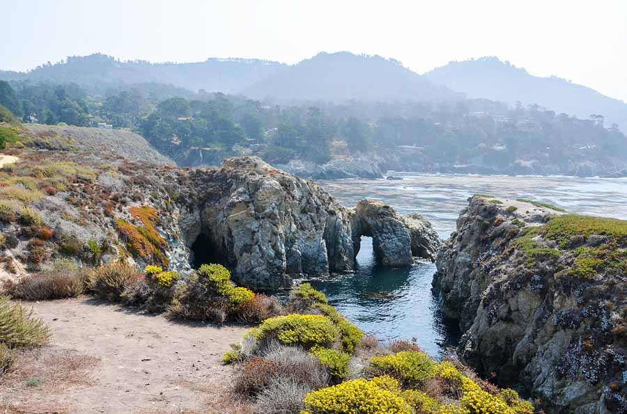 Visit to Point Lobos State Natural Reserve – fantastic look out points, hikes and other cool attractions