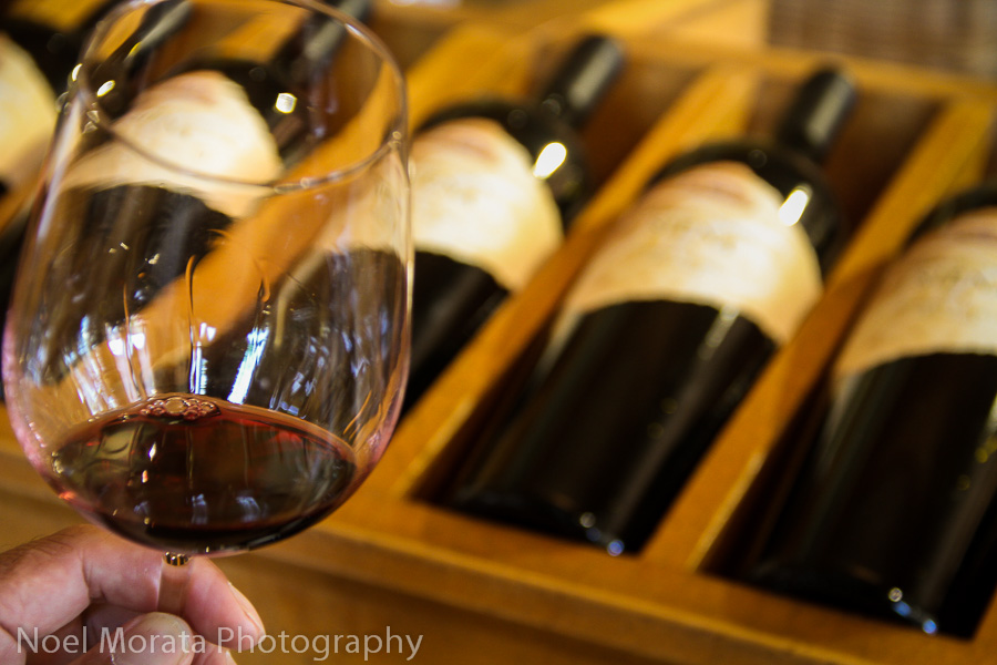 There are many wineries to visit around Sonoma