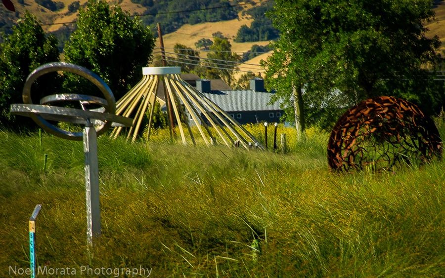 Cornerstone Gardenssouth of Sonoma city