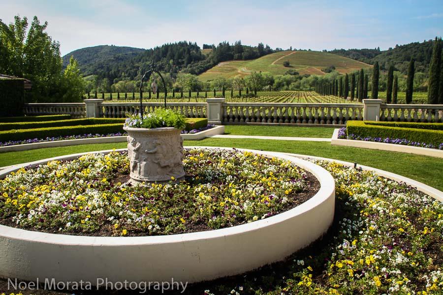 Garden lovers delight in Sonoma