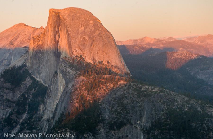 Visit to Yosemite