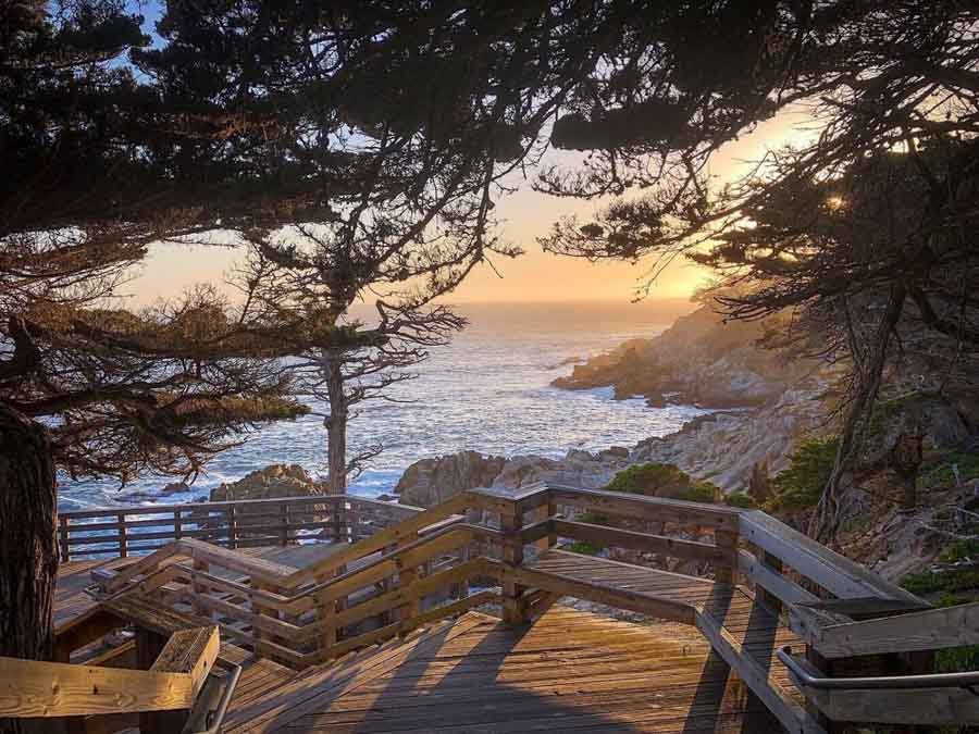 A visit to Carmel by the Sea