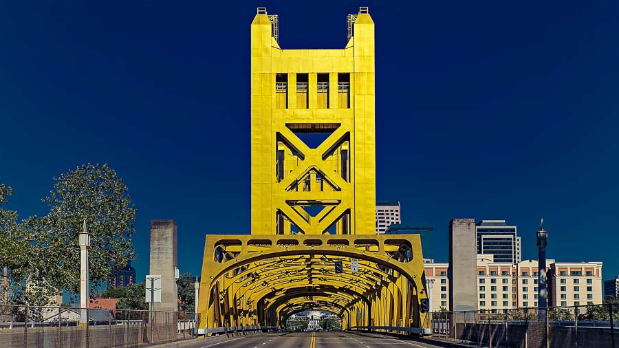 Explore the capital at Sacramento