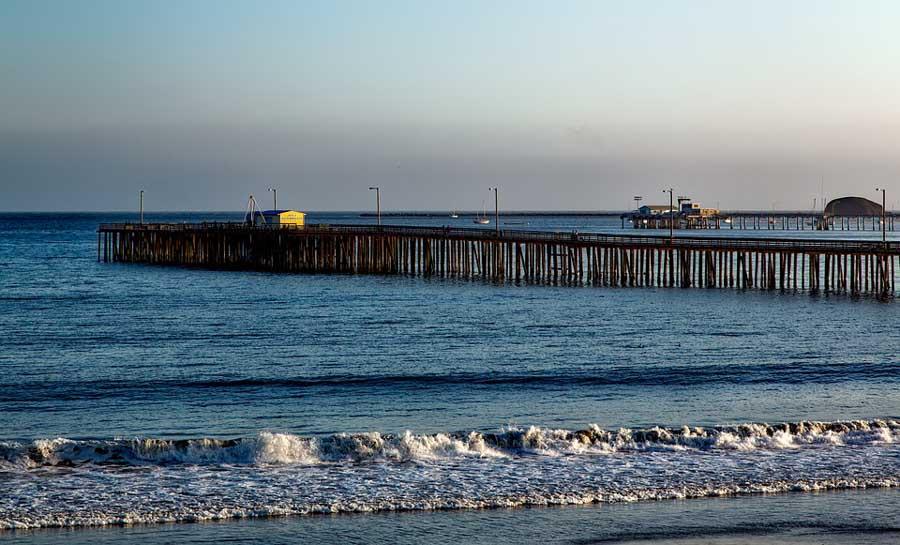 Day trip to Santa Cruz
