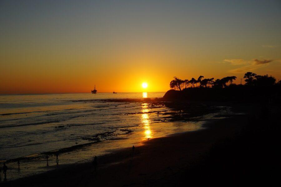 Sands Beach at Goleta